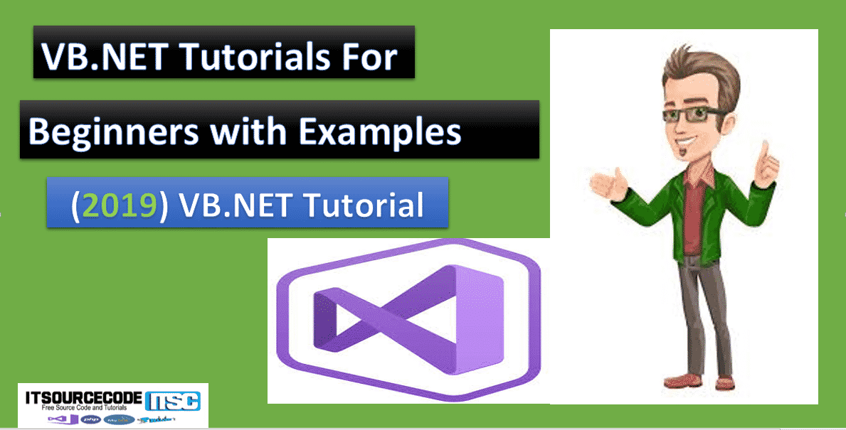 VB.NET Tutorial for Beginner with Examples