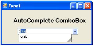 How to Create an AutoComplete in the ComboBox in VB.Net and MySQL Database
