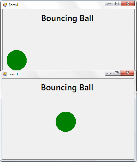 How to Create a Bouncing Ball in VB.Net
