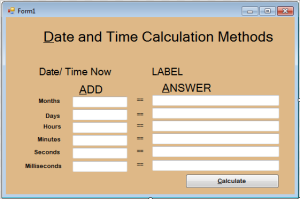 datetimecalcualatemethodsform