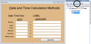 datetimecalcualatemethodsform2
