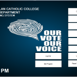 Simple E-voting System
