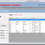 Enterprise Payroll System