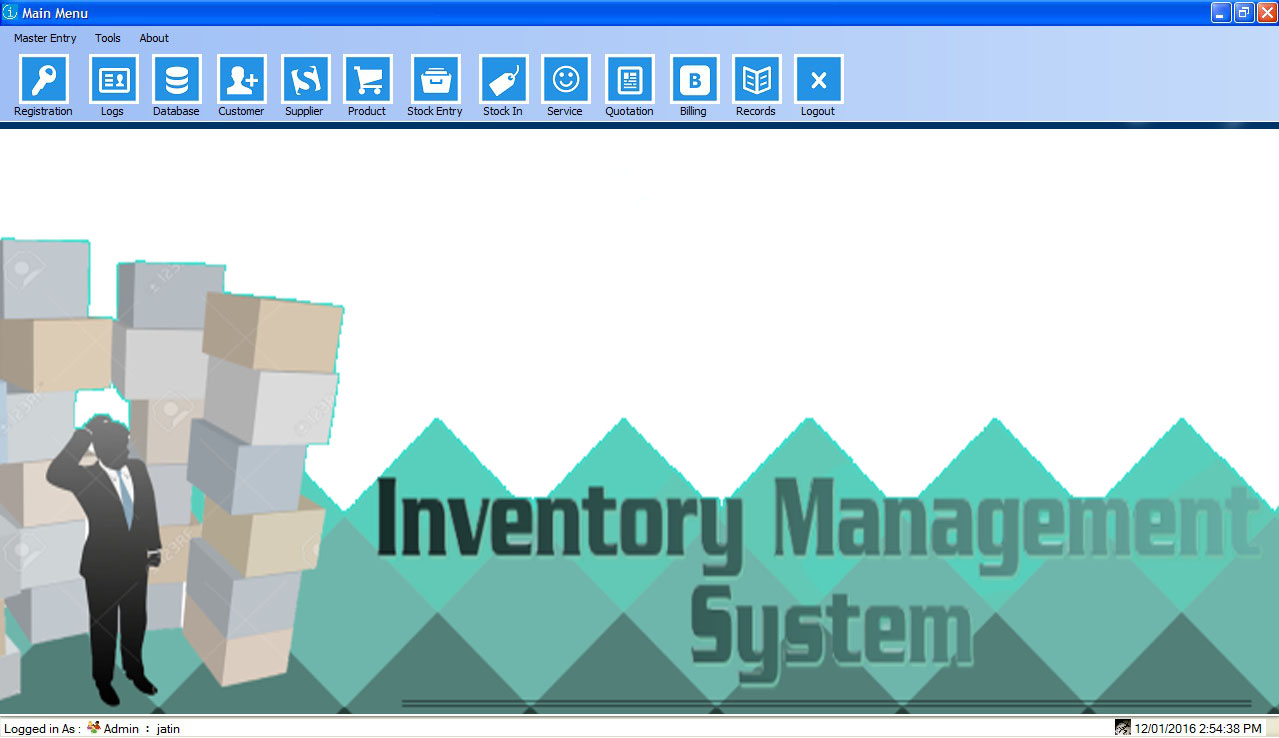 Complete Inventory Management System - Free invoice and accounting software online vape store