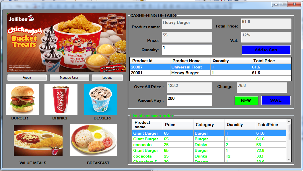 Fast Food Restaurant Design Software