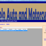 Pablo Auto and Motorcycle Parts Sales And Inventory System
