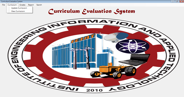 Evaluation System Project