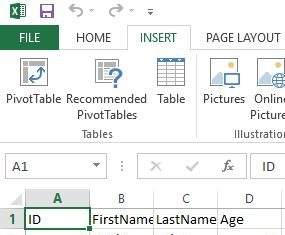 Export DataGridView Data to Excel