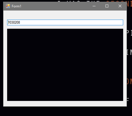 How to Get Pixel Color and Name from the Screen Using VB.Net