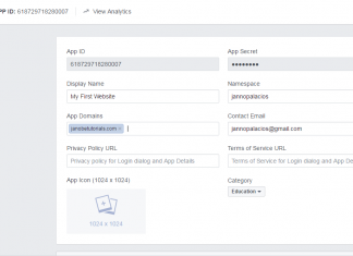 How to Setup Facebook App on localhost Using XAMPP
