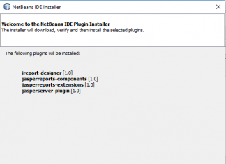 How To Install iReport Plugin In Netbeans IDE