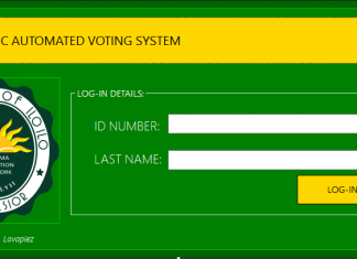 Voting System source code using vb.net and mysql