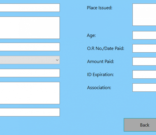 complete membership system with ID generator