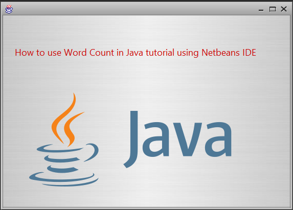 how to connect mysql database in java using netbeans