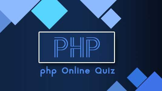 Random Quiz and Result in PHP Source Code
