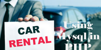 Car Rental System Source Code Free Download using PHP