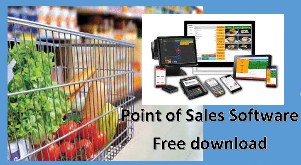Ponit of Sale Software Free Download