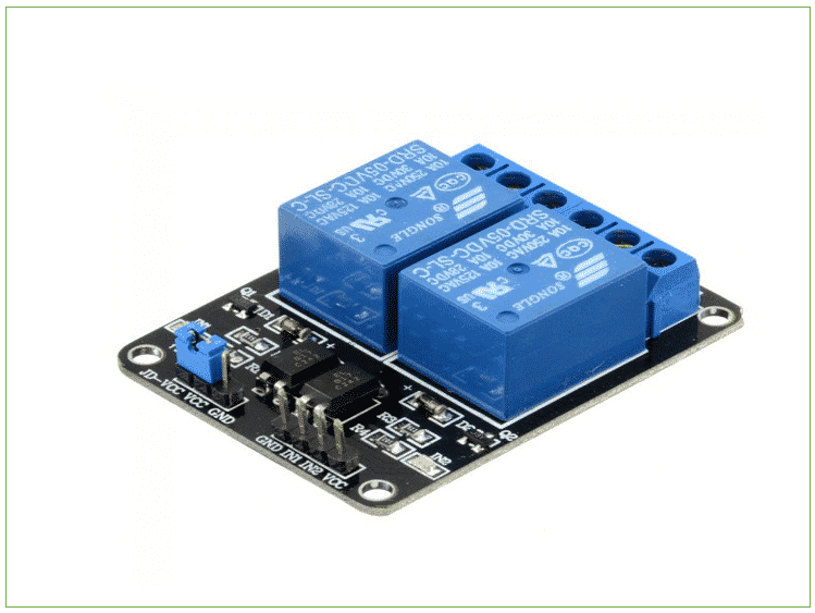 5V 2-Channel Relay Module