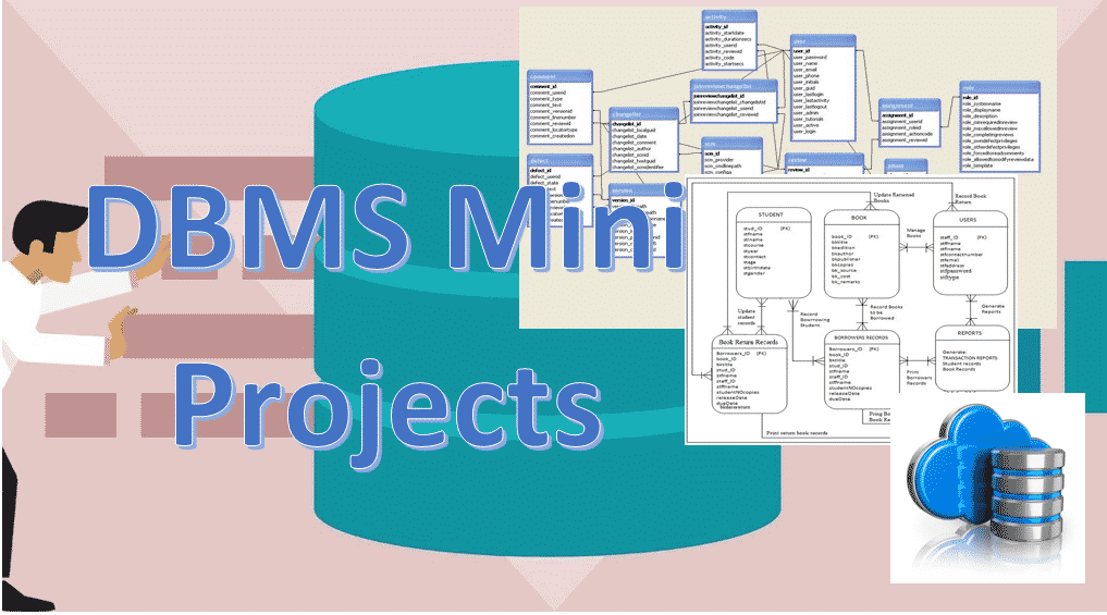 DBMS MINI PROJECTS