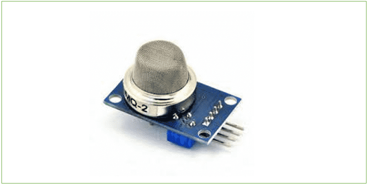 MQ-2Gas Sensor Module Smoke Methane Butane Detection