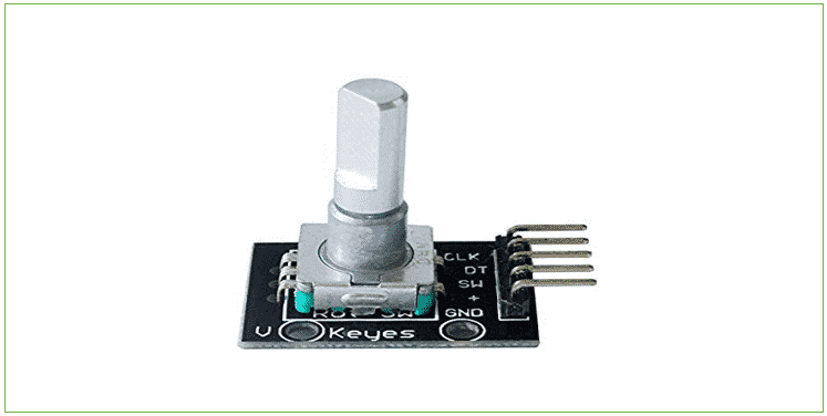 Rotary Encoder Module Brick Sensor Development Board