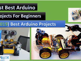 Latest Arduino projects for beginners 2019