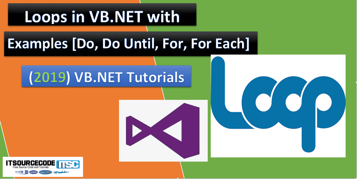 loops in vb.net