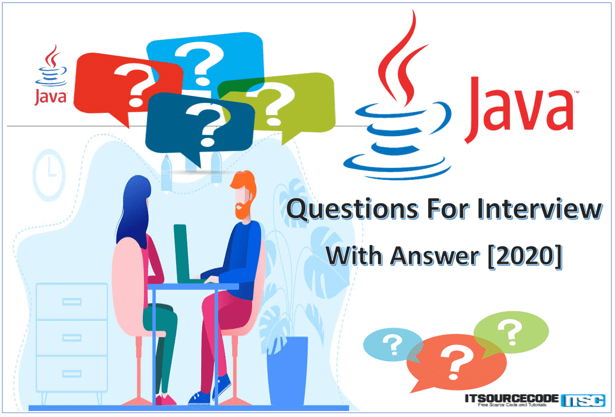 Java Questions For Interview with Answer