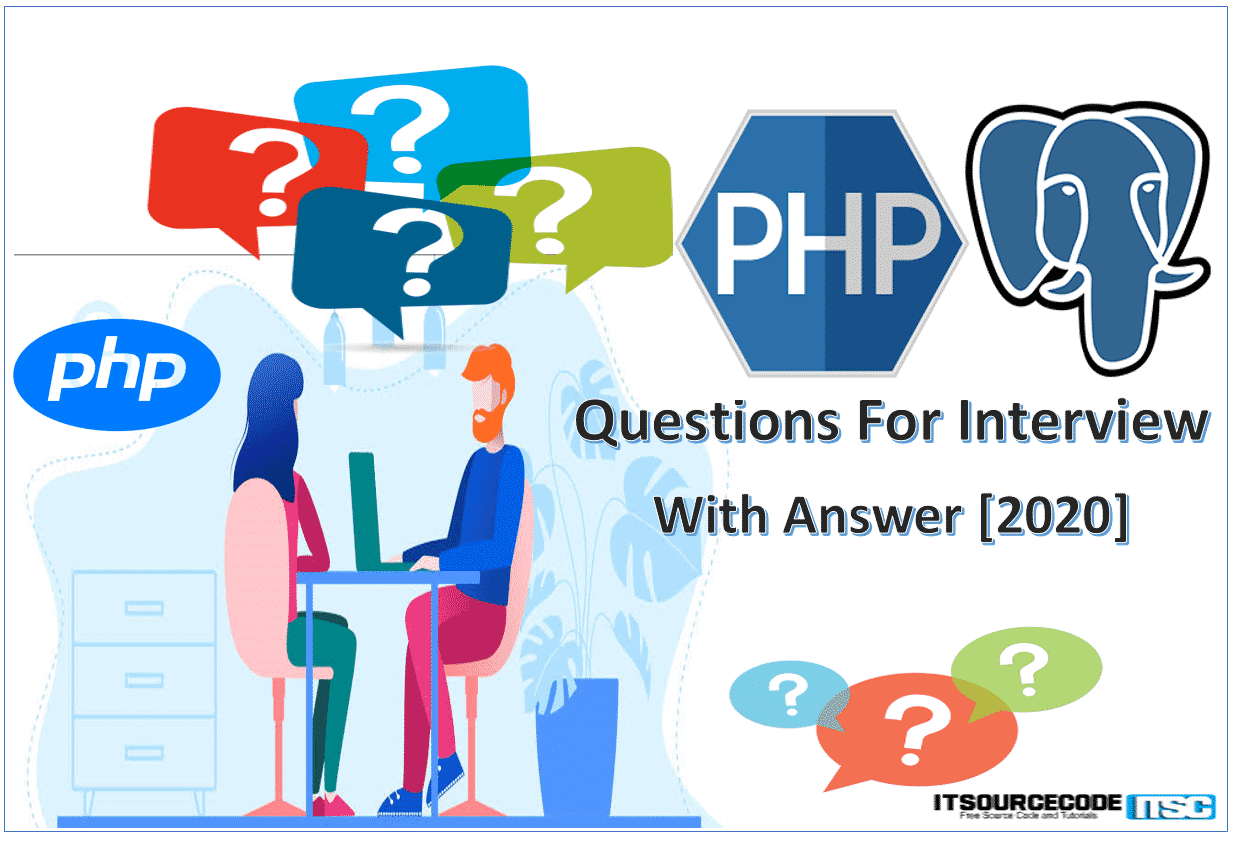 PHP Questions for Interview with Answers
