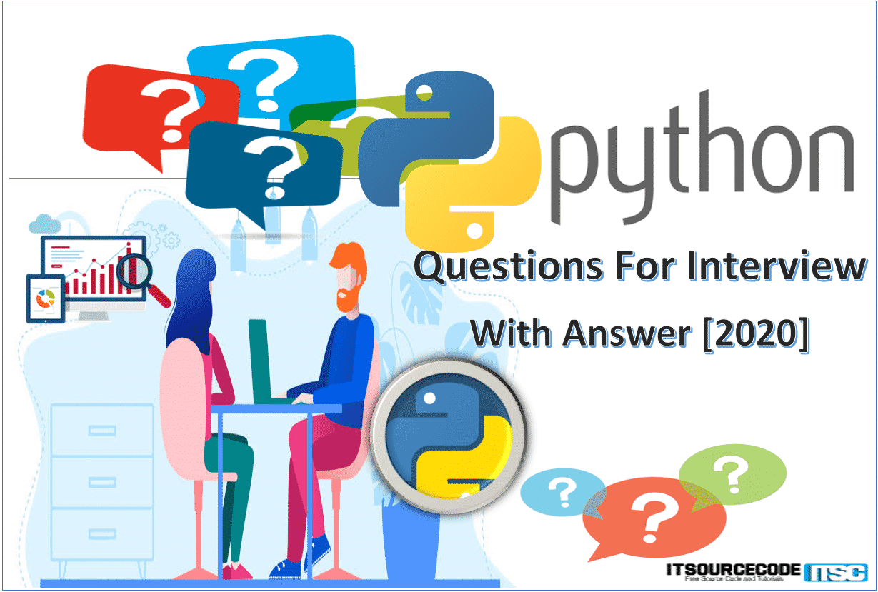 python Questions for Interview with answer