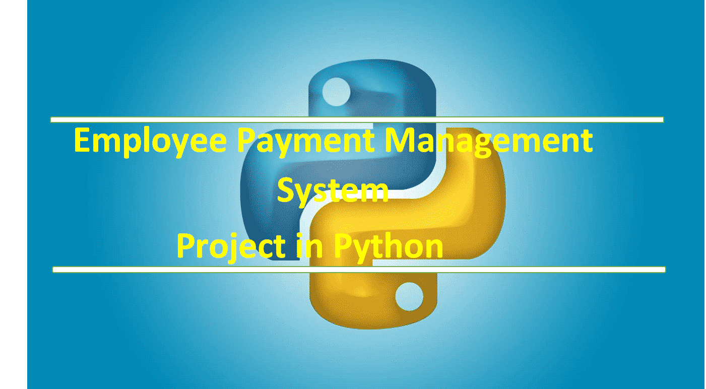 Employee Payment Management System P