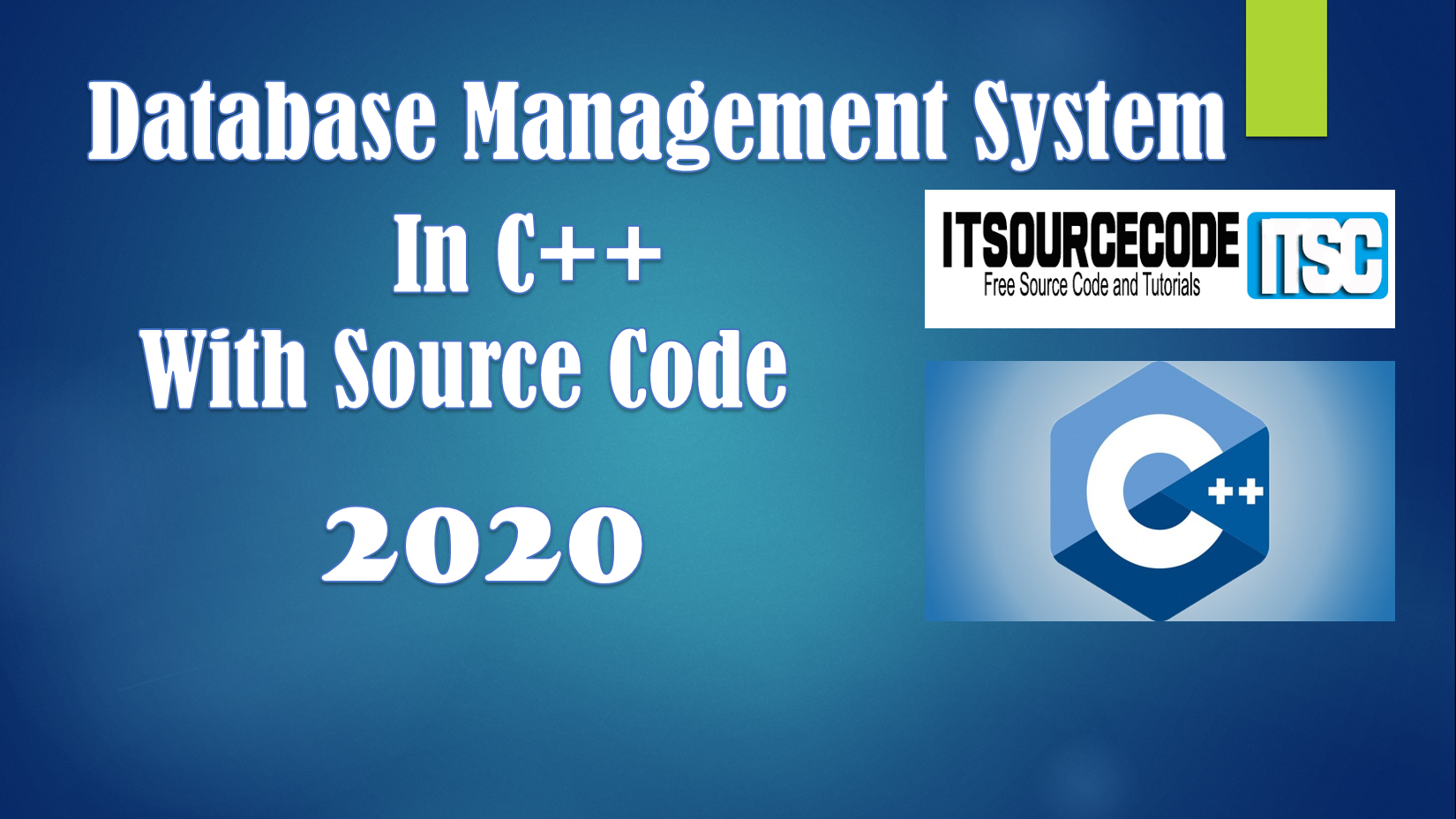 Database Management System In C++