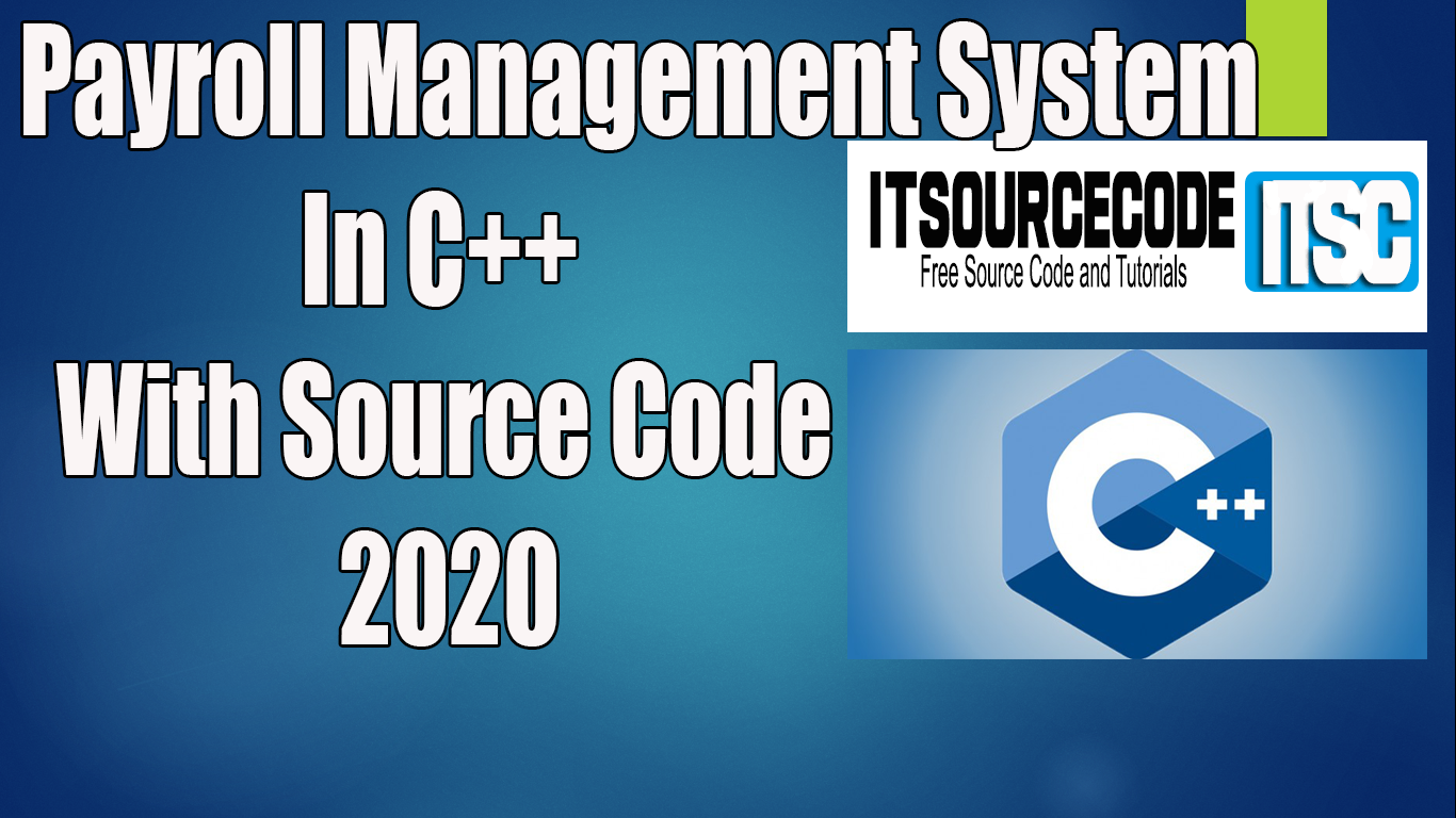 Payroll Management System In C++