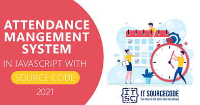 Attendance Management System in JavaScript with Source Code