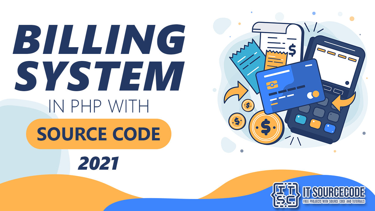 Billing System in PHP with source code
