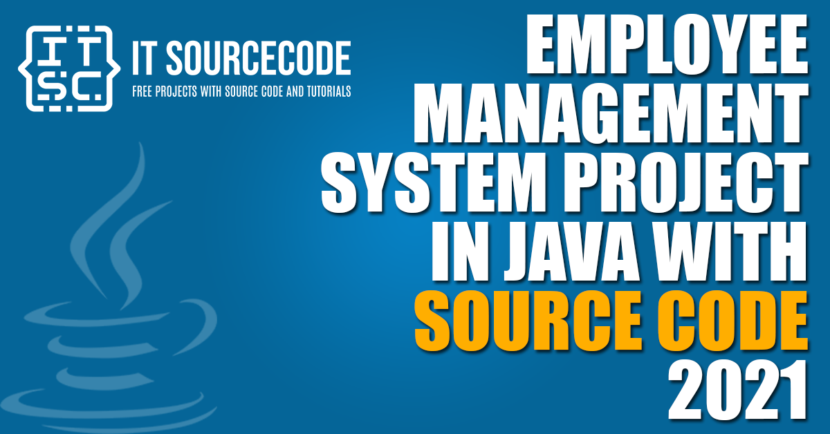 Employee Management System Project in Java