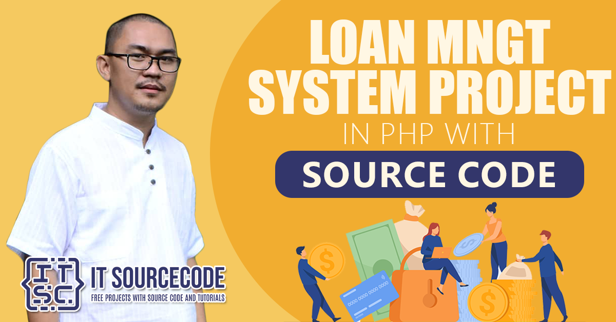 Loan Management System Project In PHP With Source Code
