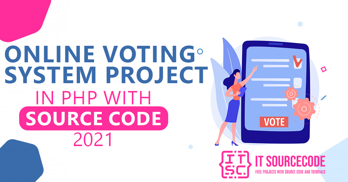 Online Voting System Project In PHP