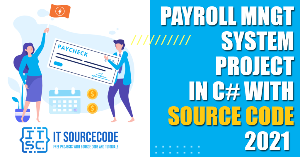 Payroll Management System Project in C# with Source Code