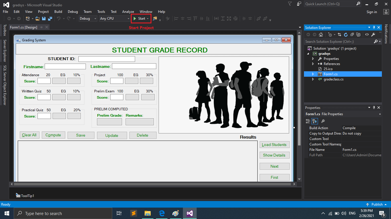 Student-Grading-System-in-C#-Step-4
