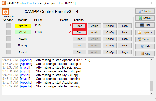 Xampp Online Blood Bank Management System in PHP with Source Code