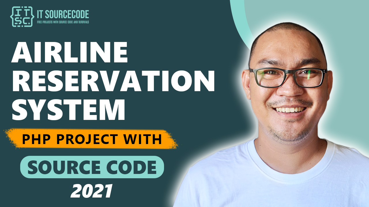 Airline Reservation System PHP Project With Source Code