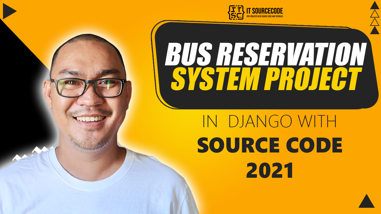 Bus Reservation System Project in Django with Source Code