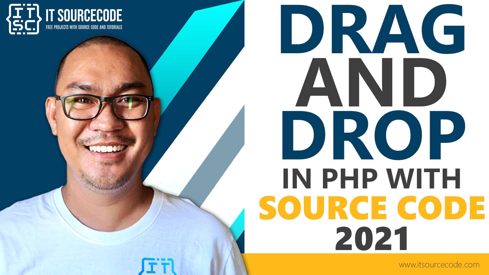 Drag and Drop in PHP with Source Code 2021