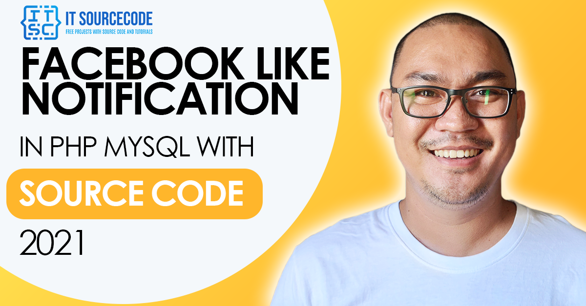 Facebook Like Notification in PHP MySQL With Source Code