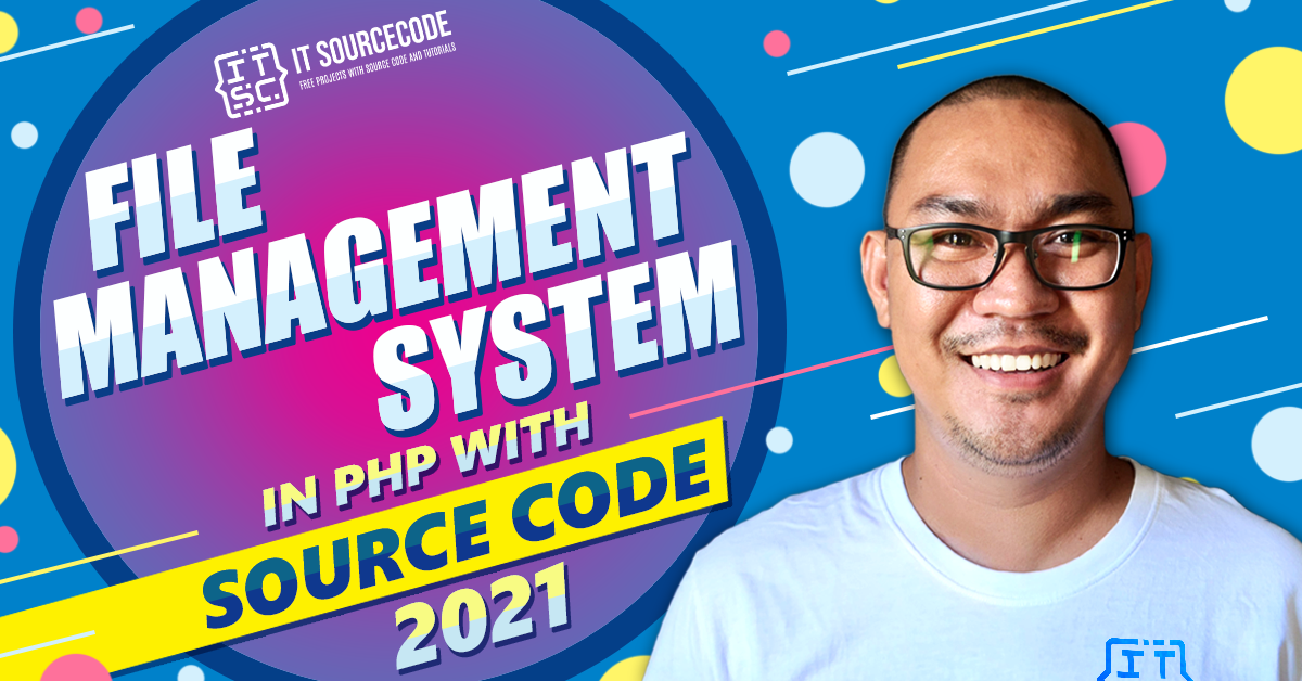 File Management System in PHP with Source Code
