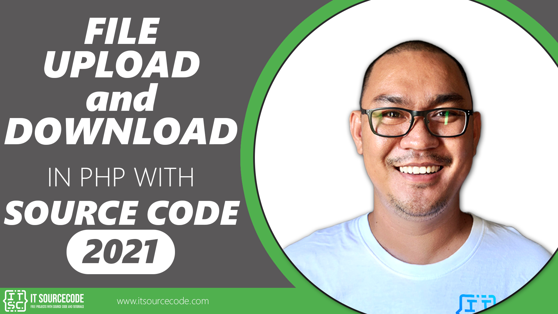 File Upload in PHP with Source Code 2021