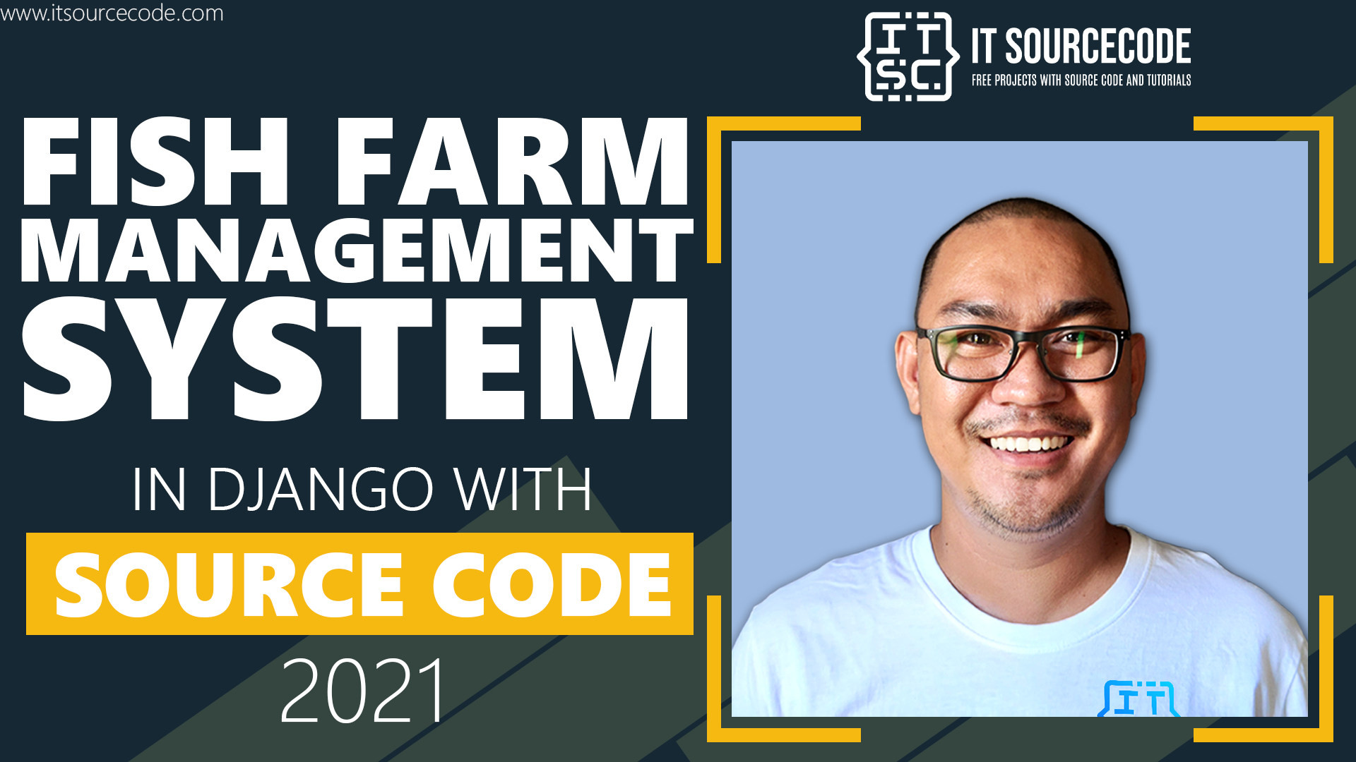 Fish Farm Management System in Django with Source Code 2021