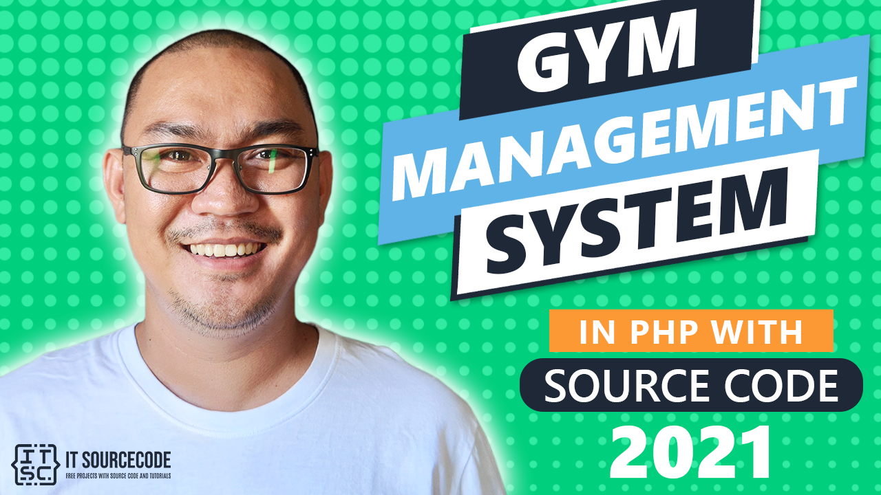 Gym Managment System in PHP with Source Code 2021