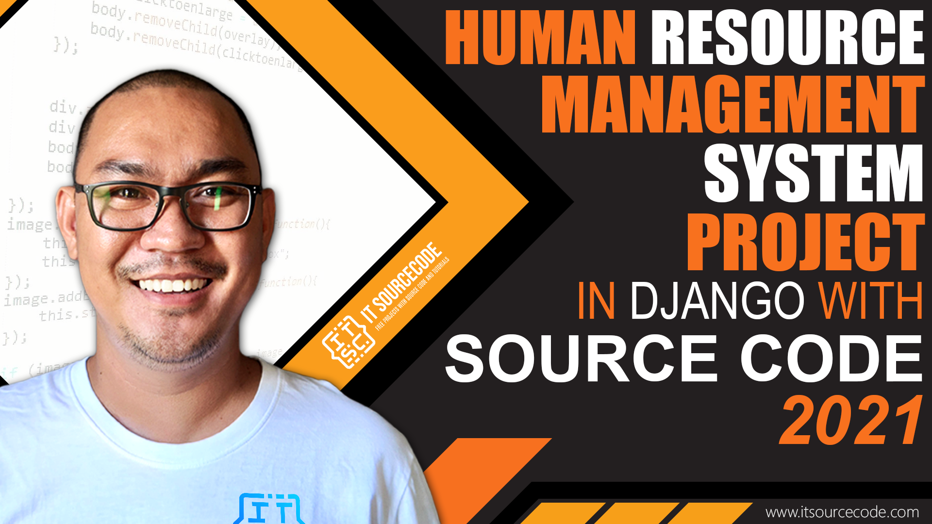 Human Resource Management System in Django with Source Code 2021